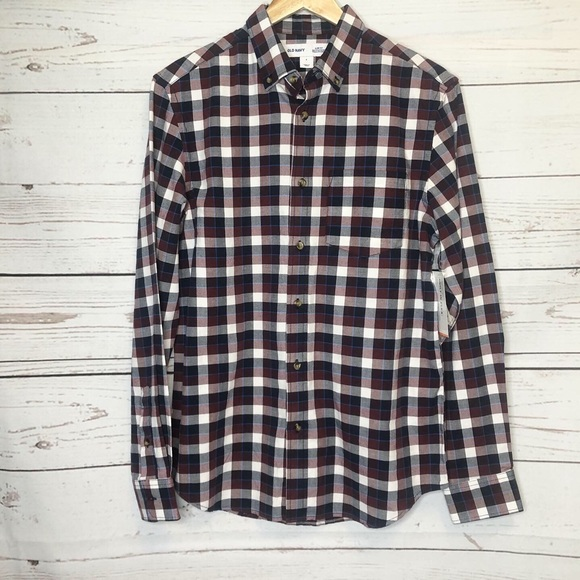 Old Navy Other - NWT Old Navy Slim Fit Button Down Shirt